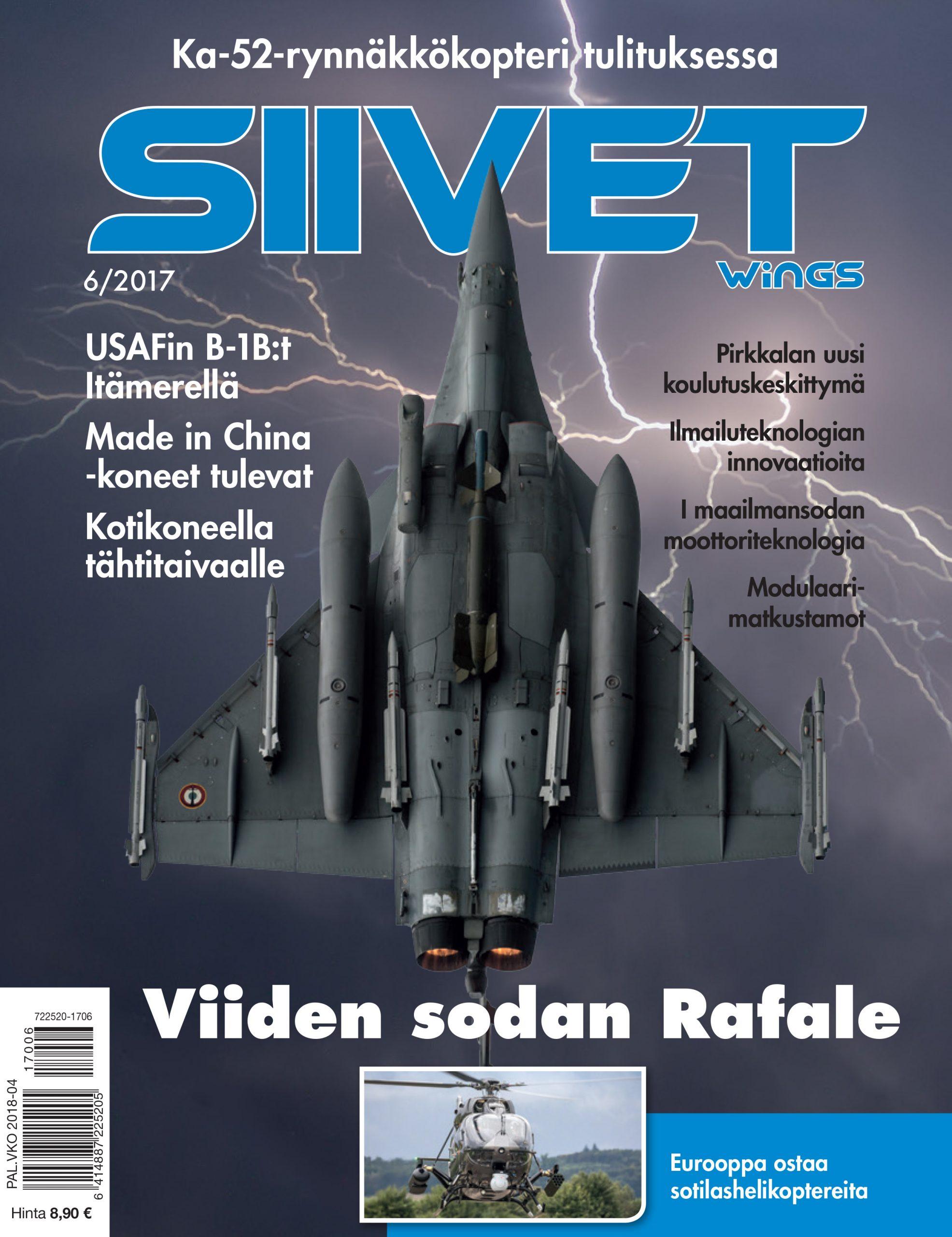 Siivet (Finland) - BALTOPS & Saber Strike 2017 (0)