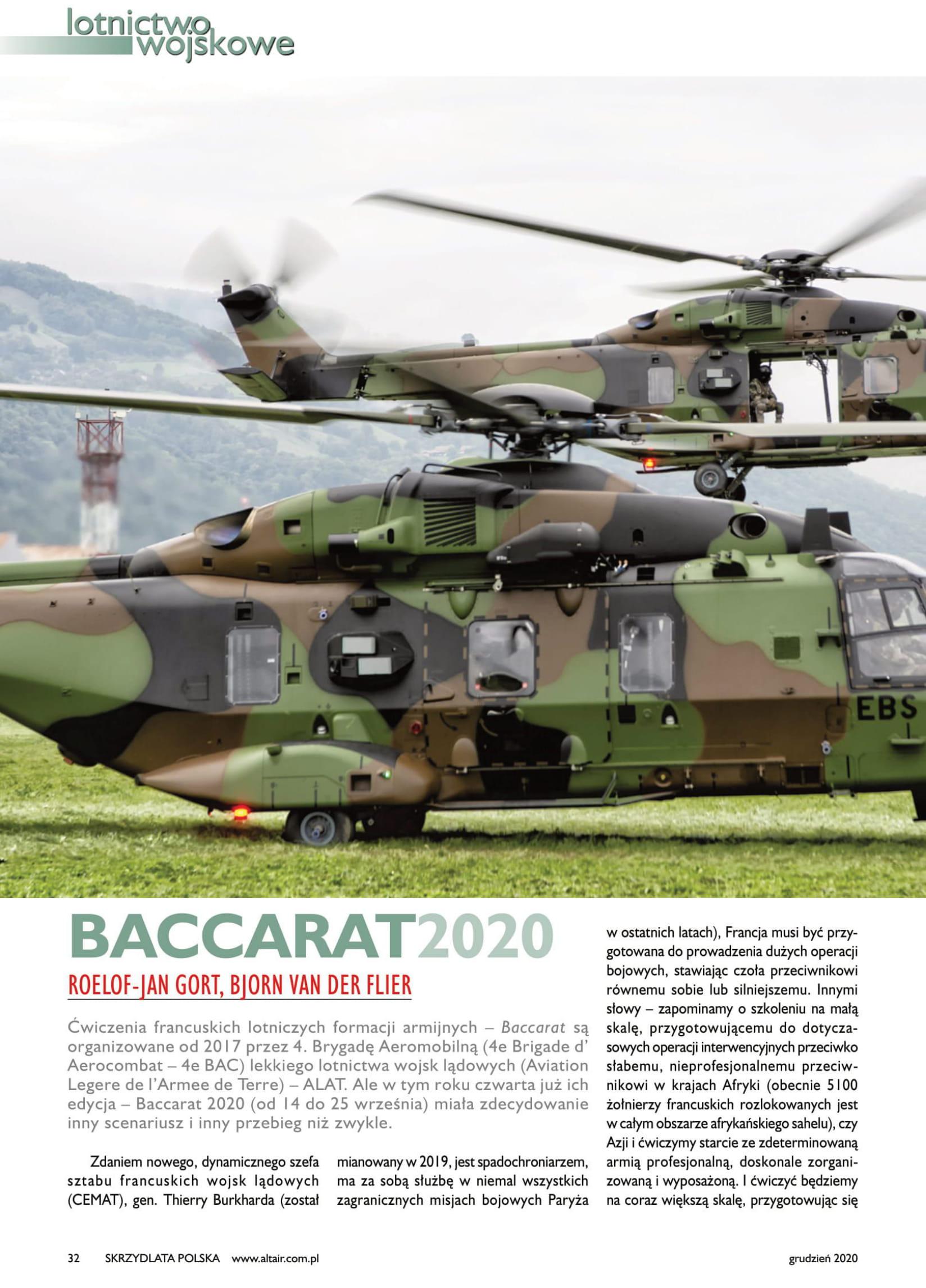 Skrzydlata Polska (Poland) - Baccarat 2020 (December 2020)-2