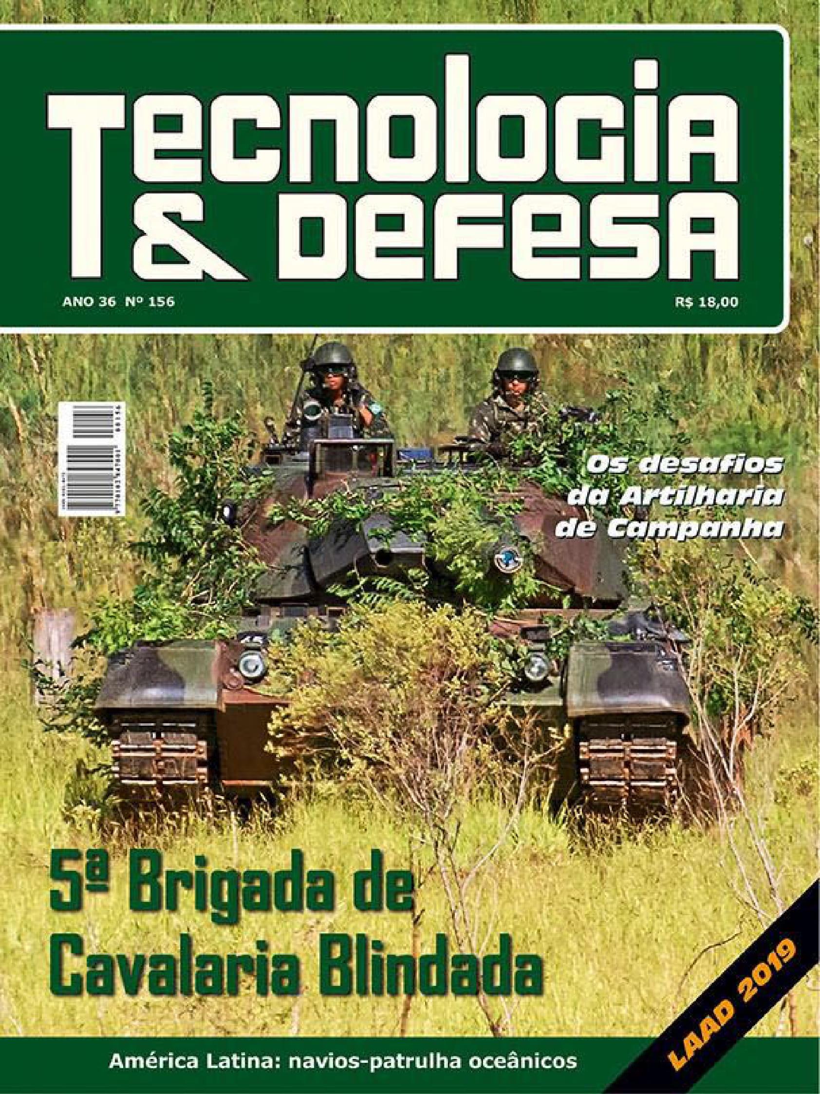Tecnologia & Defesa (Brazil)_Lebanese Air Force-1