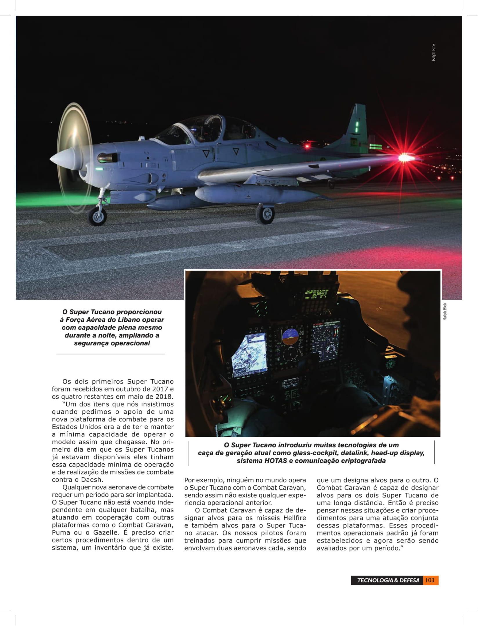 Tecnologia & Defesa (Brazil)_Lebanese Air Force-7