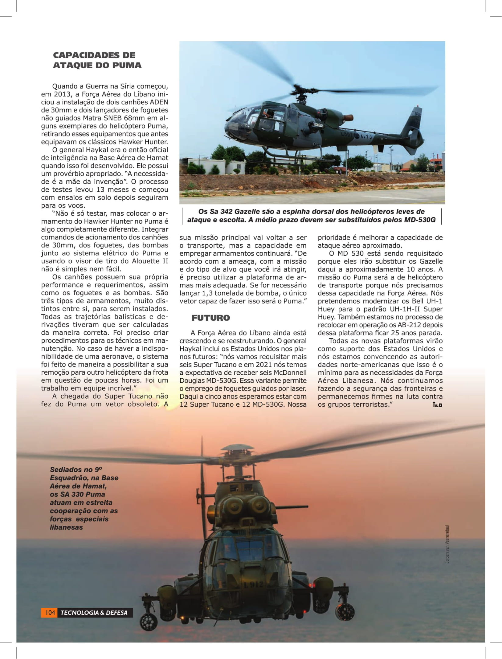 Tecnologia & Defesa (Brazil)_Lebanese Air Force-8