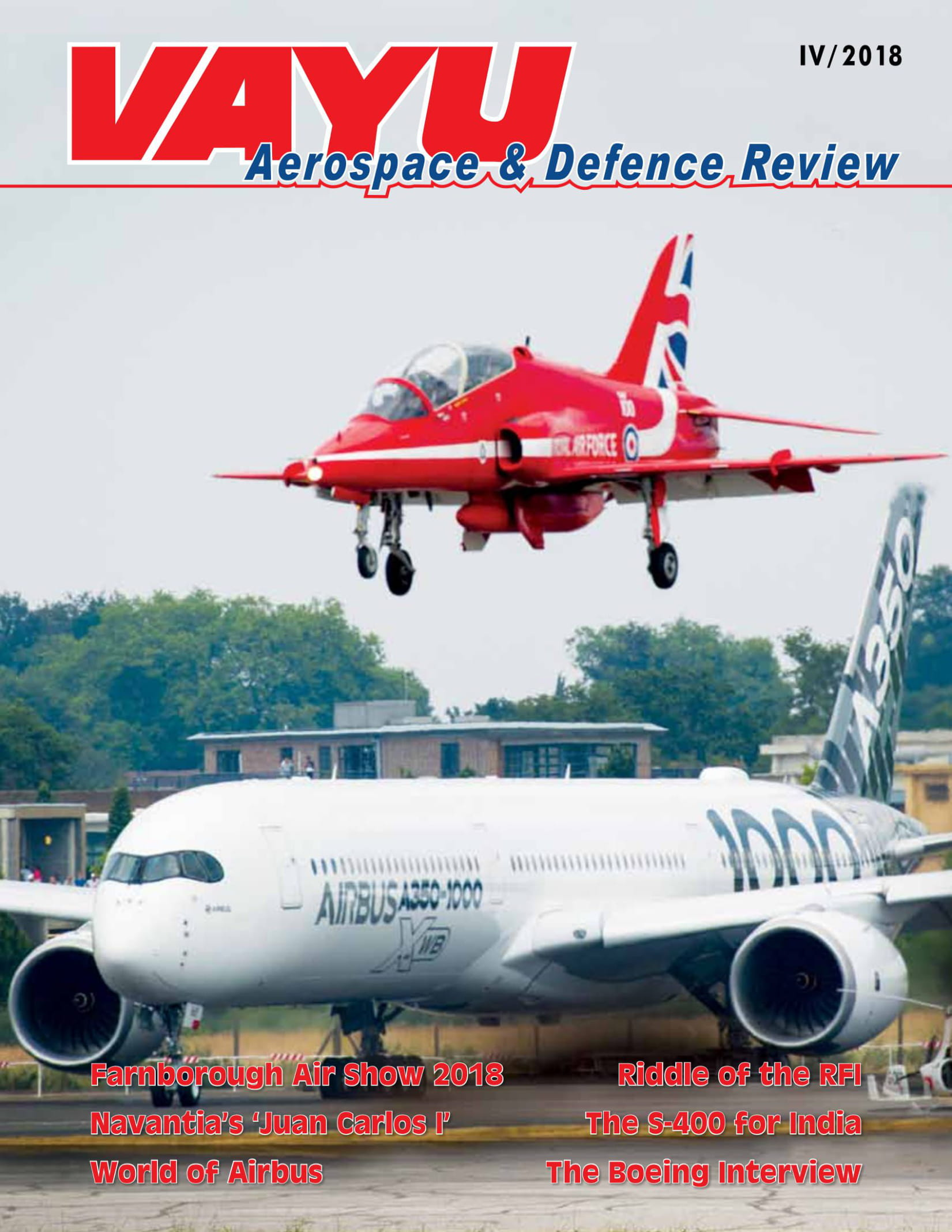 Vayu Aeropspace & Defence Review (India)_ APROC 2018-1