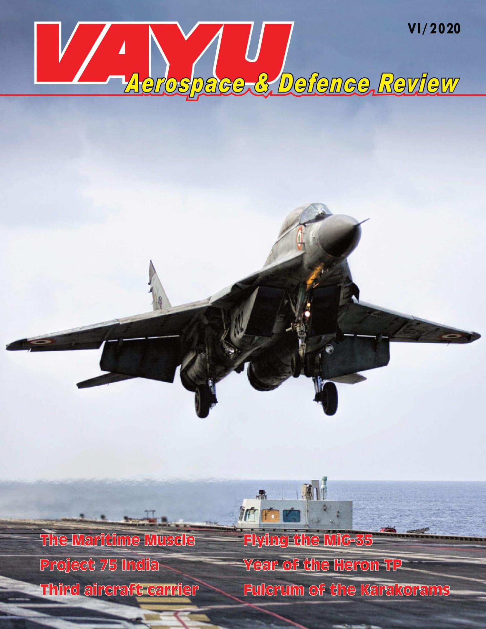 Vayu Aerospace & Defence (India)_Baccarat 2020 (1)-1